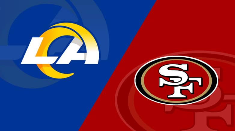 Rams at 49ers — 3 unit