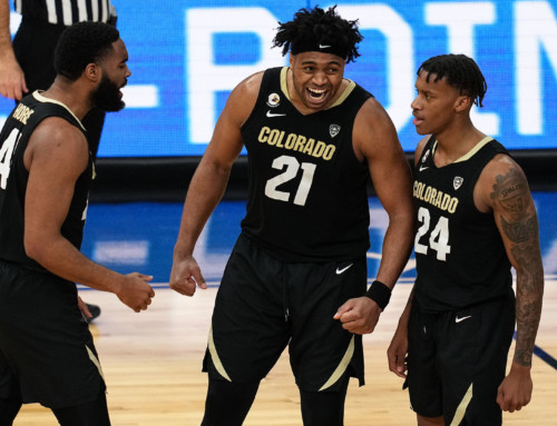 Colorado -6 vs Georgetown
